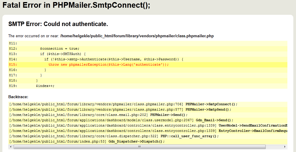 Authentication Fails Trying to Send Mail via Google Apps SMTP from