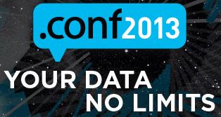 Splunk .conf 2013 logo