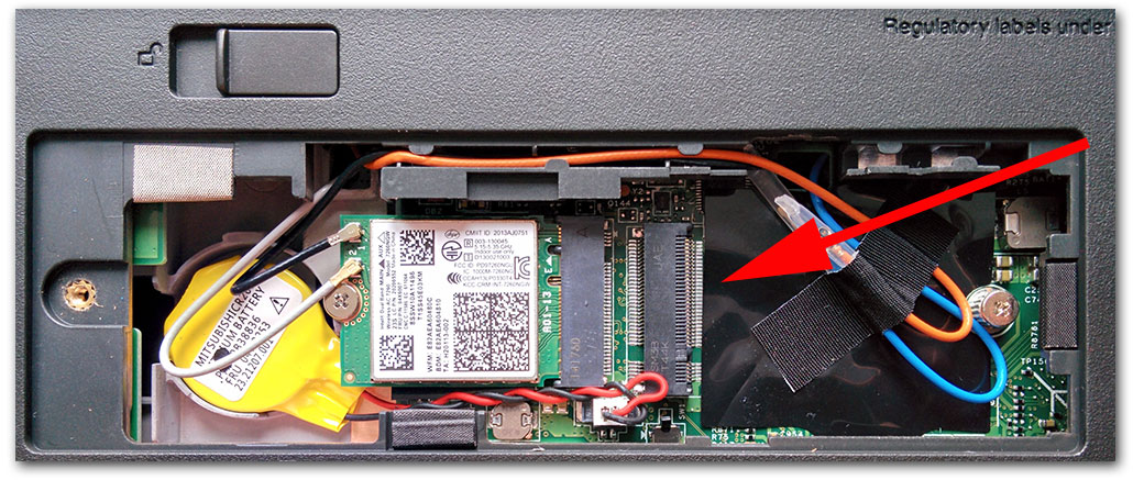 Customizing and Installing the Lenovo W540 • Helge Klein