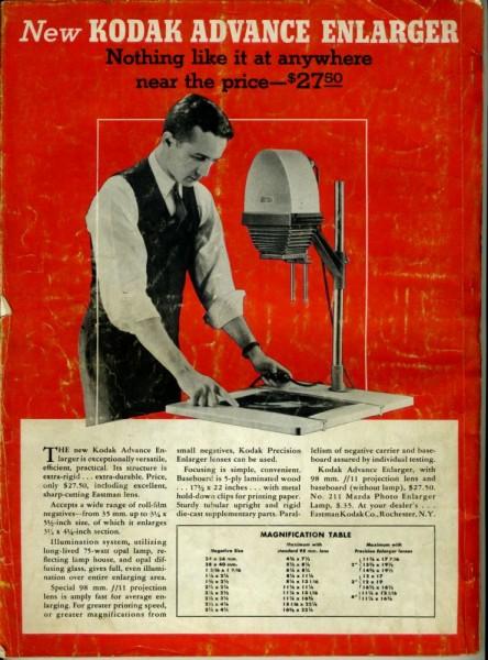 Kodak Advance Enlarger 1940 by Nesster under CC
