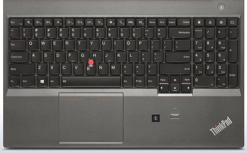 Lenovo W540 keyboard