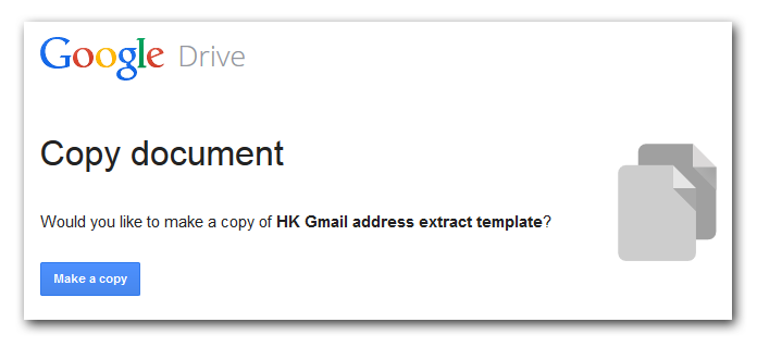 Extracting all Email Addresses from a GMail Label • Helge Klein