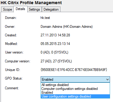 How Group Policy Impacts Logon Performance #2: Internals