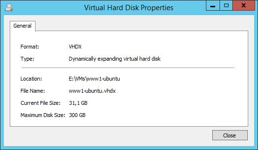 Faster Trimming & Compacting of Hyper-V Ubuntu VMs • Helge Klein