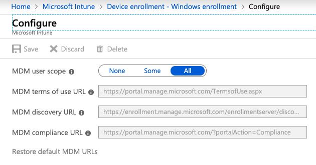 Blocking Office Macros, Managing Windows & macOS via Intune
